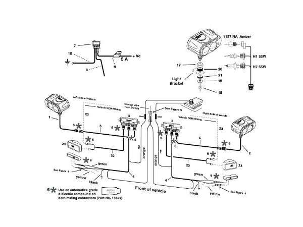 wiring diagram for plow lights get free image about wiring diagram